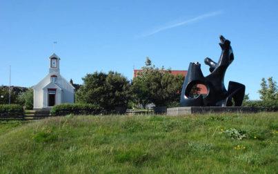 Statuia di Ásmundur Sveinsson - Borg á Mýrum