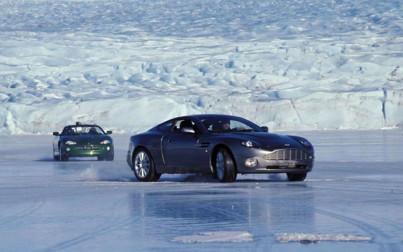 scena da 007