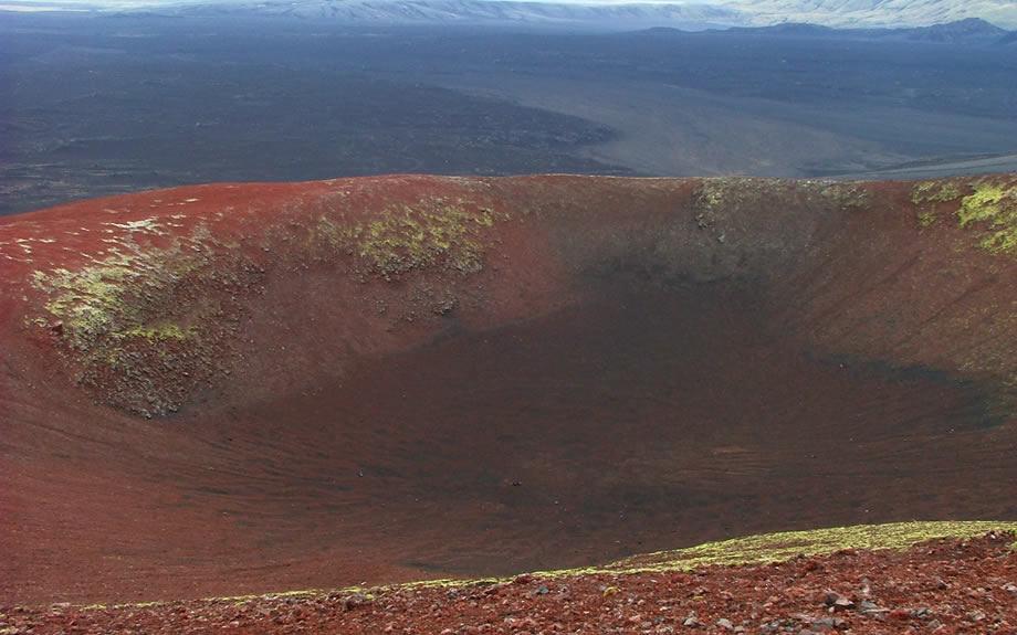 Area dell'Hekla