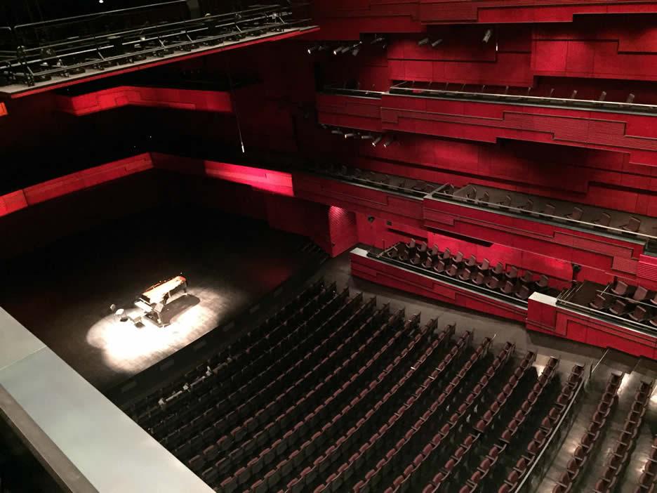 Auditorium a Reykjavik