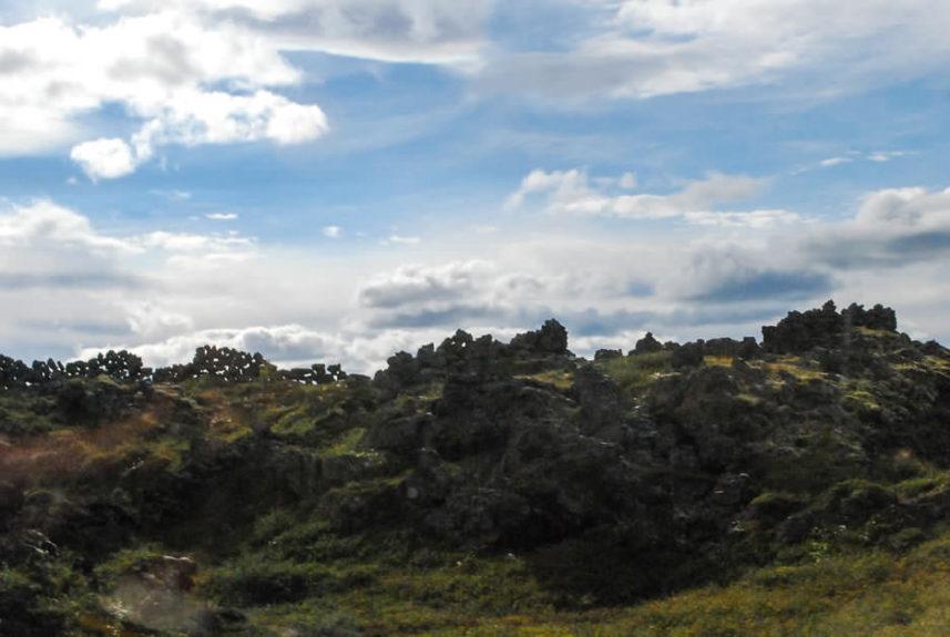 Dimmuborgir area