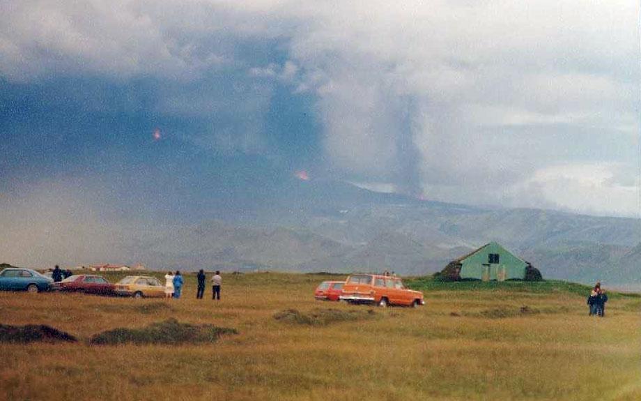 Eruzione Heimaey 1973