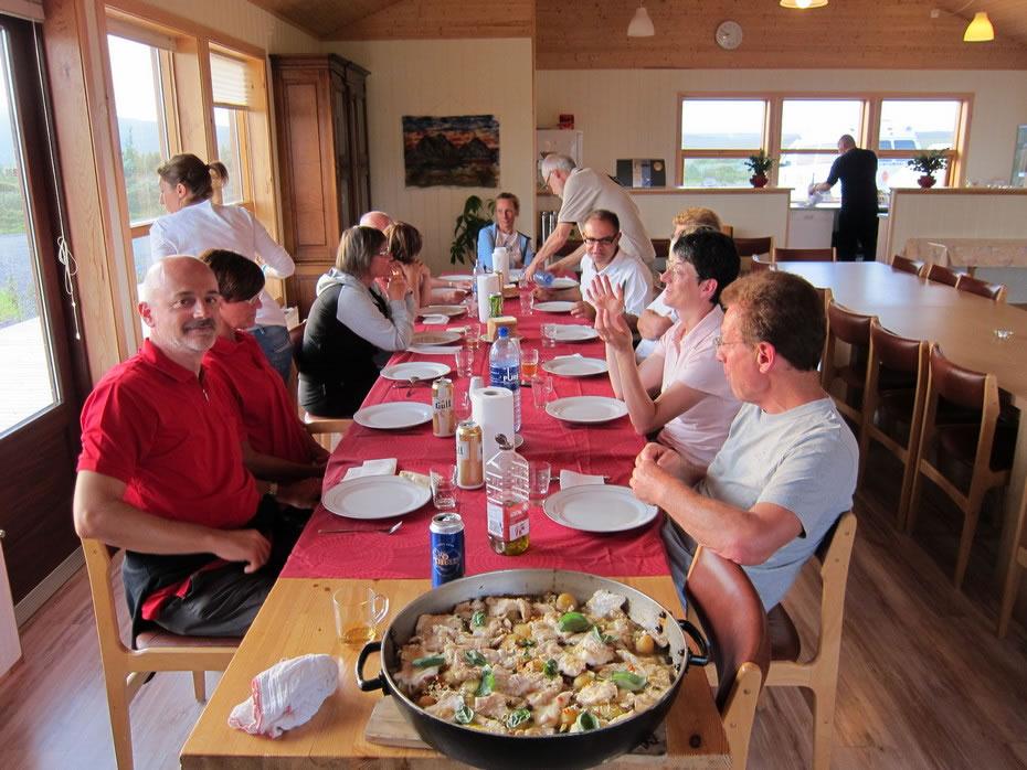 pranzo dei turisti