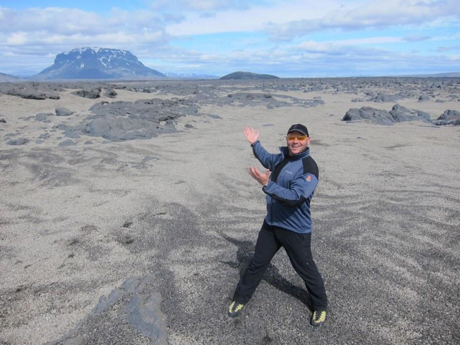 geologo islandese