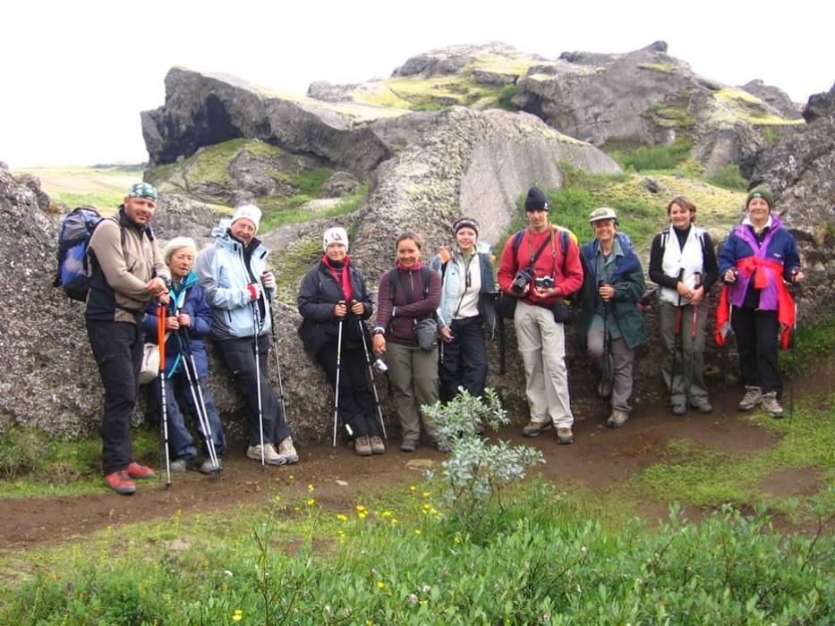 turisti in Islanda