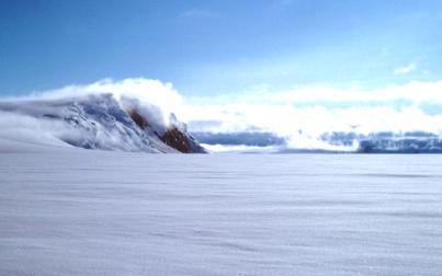Il vulcano Grimsvoetn