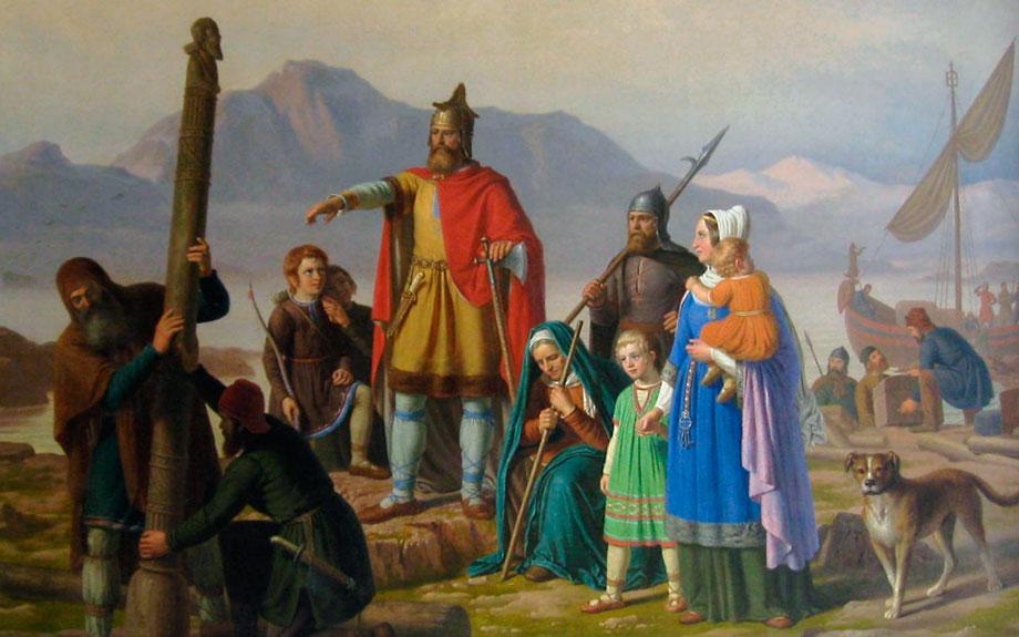 Ingólfr Arnarson