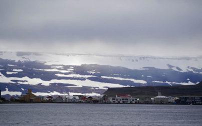 Island Isafjördur