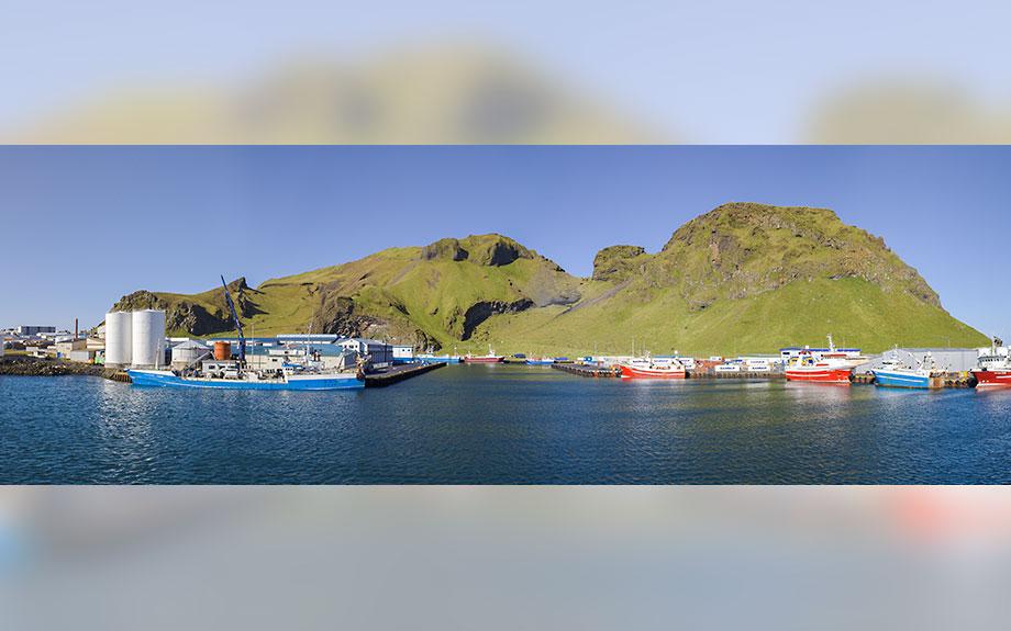 Heimaey Island Vestmannaeyjar