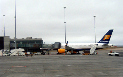 aereo della compagnia Icelandair