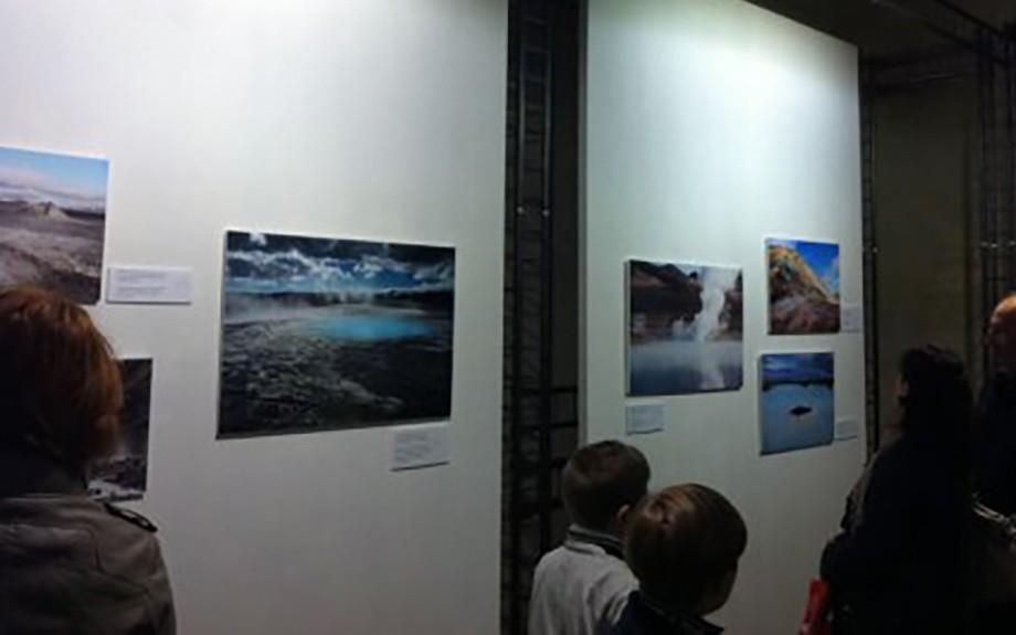 alcune immagini della mostra