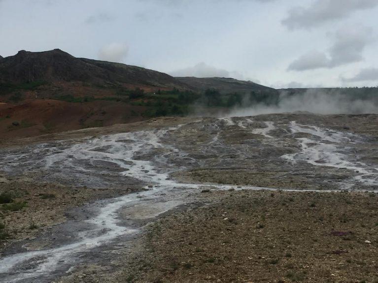 area dei Geysir