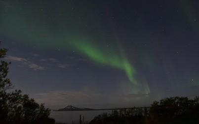 Aurora boreale islandese f.to di Gabriele S.