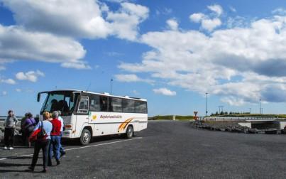 autobus in Islanda