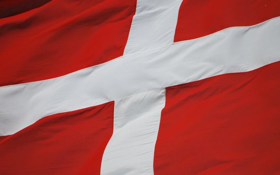 La bandiera danese
