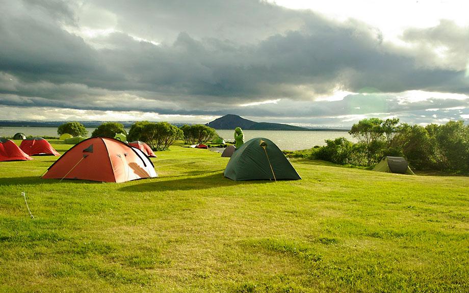 camping consigli e norme di comportamento