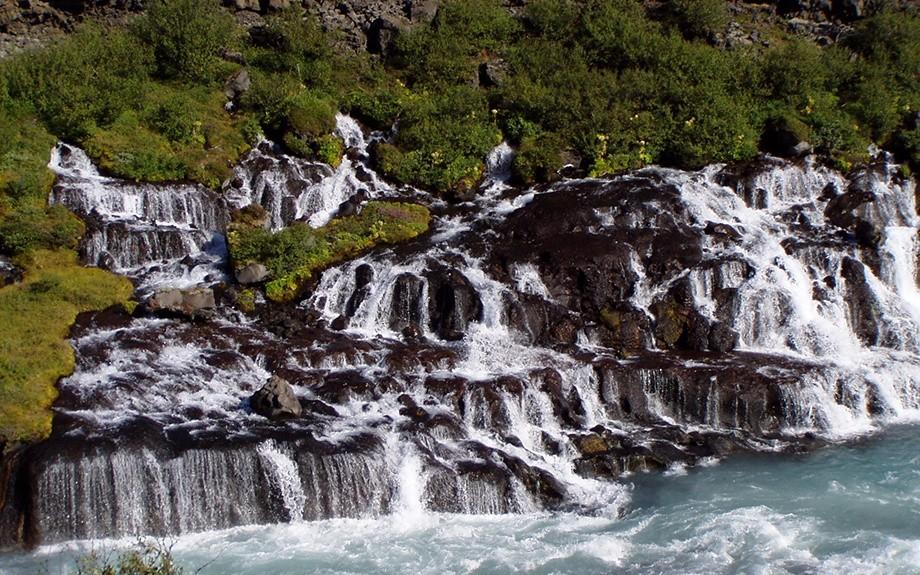 cascate di Raunfossar
