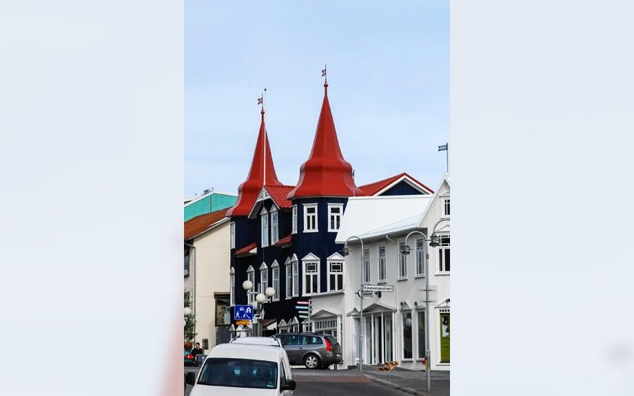 città di Akureyri