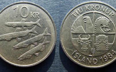corona islandese