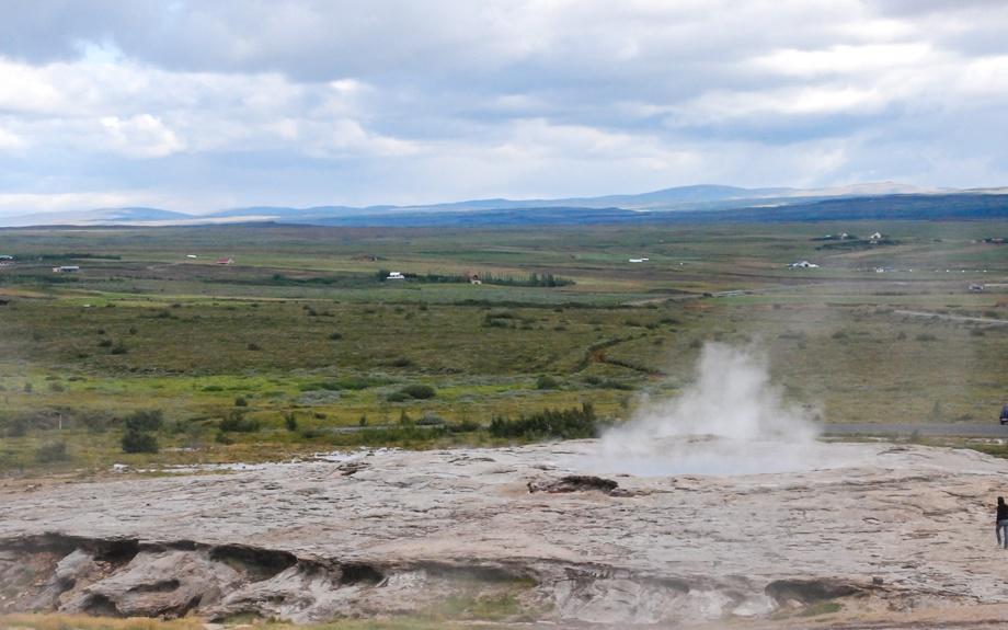 cratere del Geysir