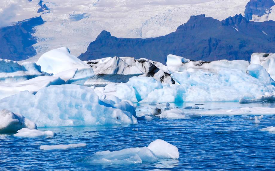 cumuli di ghiaccio