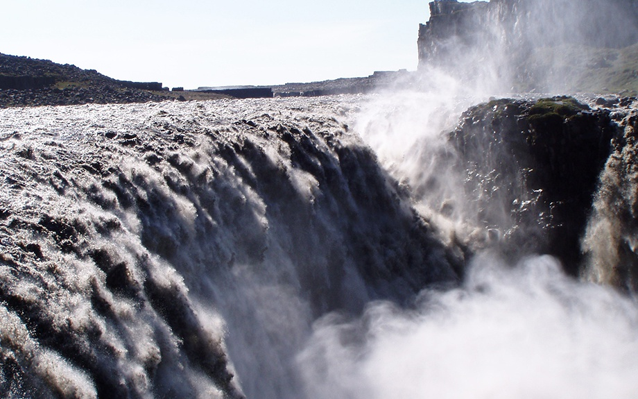 Dettifoss - f.to by Giulia A.