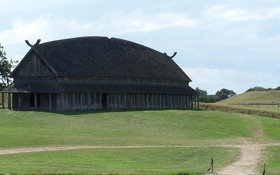 edificio vikingo
