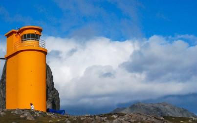 Faro islandese