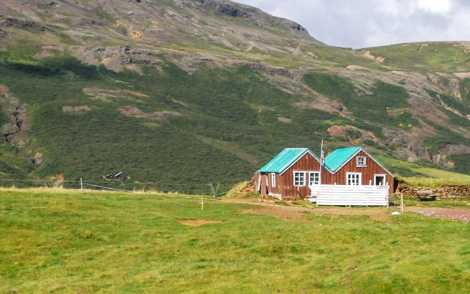 fattoria in islanda