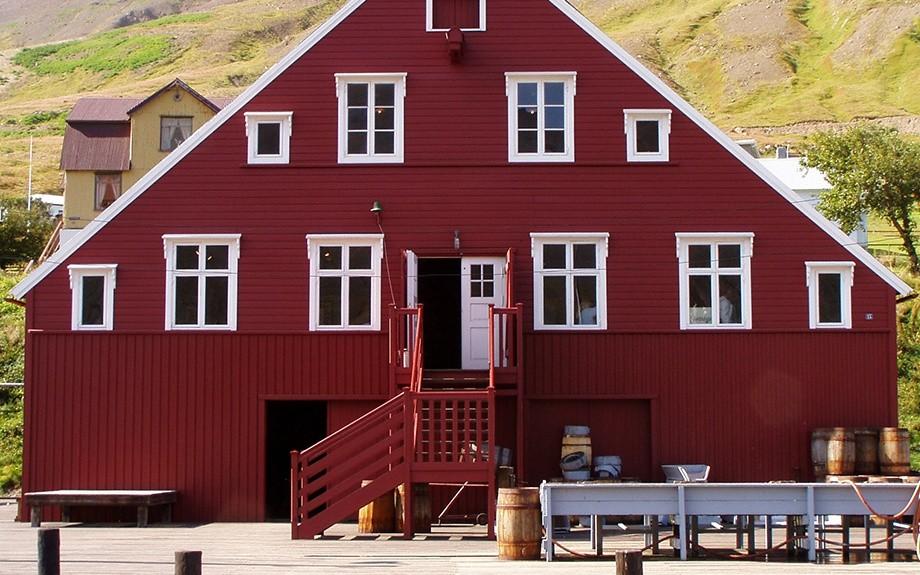 fattoria islandese