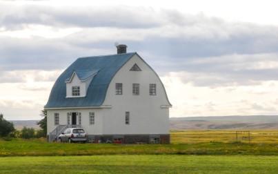 fattoria tipica in Islanda