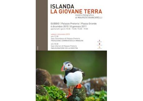 Islanda la giovane terra - Maurizio Biancarelli - foto