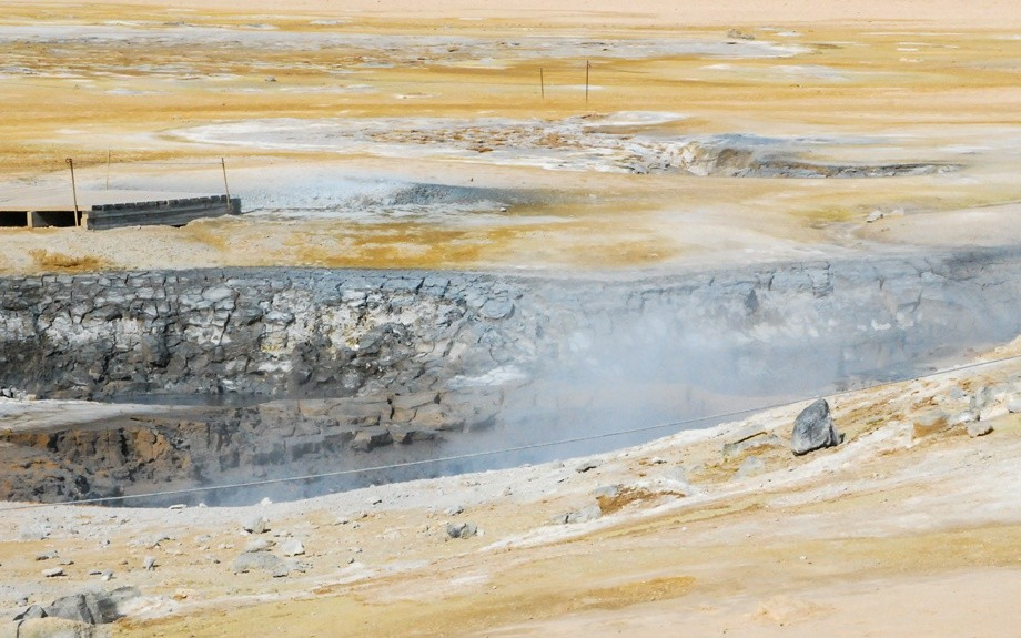 fumarole di Namaskard