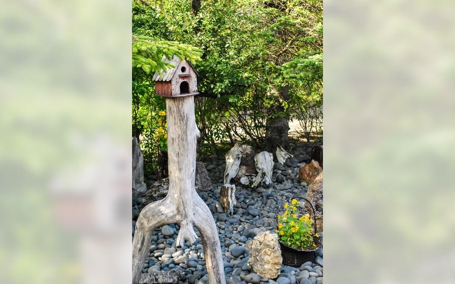 giardino di Petra casa degl elfi