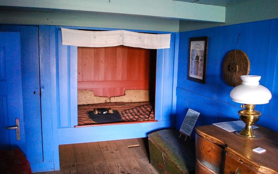Una stanza di Glaumbaer