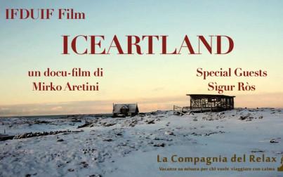locandina mostra IceArtlLand
