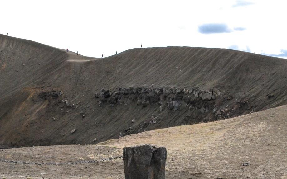il vulcano Krafla