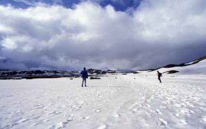 inverno subartico islandese - f.to Massimo C.
