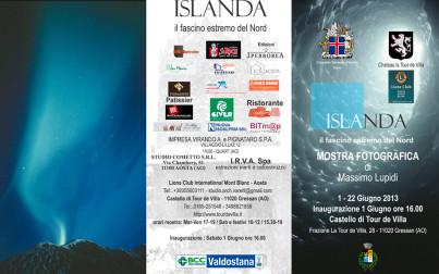 islanda e il fasciono estremo del nord di Massimo Lupidi
