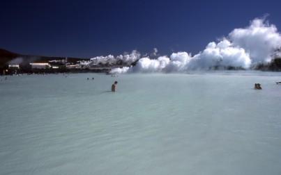 la laguna blu di Reykjanes - f.to by Massimo C.