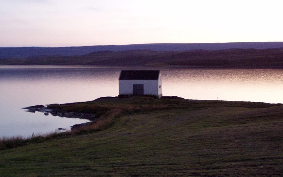Lago Logurinn presso Egilsstadir f.to di Giulia A.