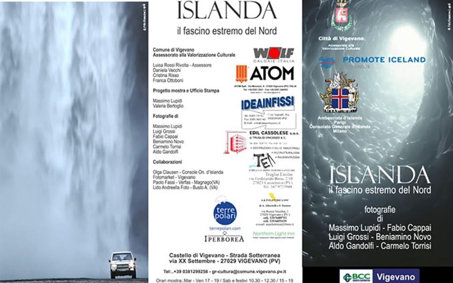 mostra fotografica Islanda