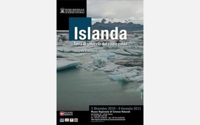 mostra Islanda a Torino