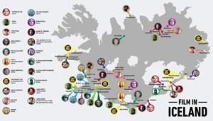 locations islandesi di films famosi e serie TV