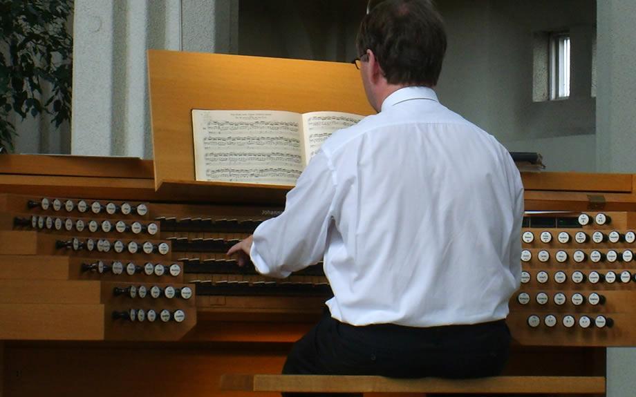 organo della chiesa di Hallgrímskirkja