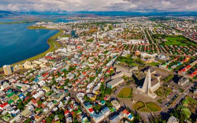 panoramica-Reykjavík