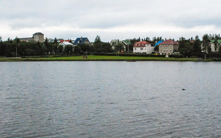 parco di Reykyavik