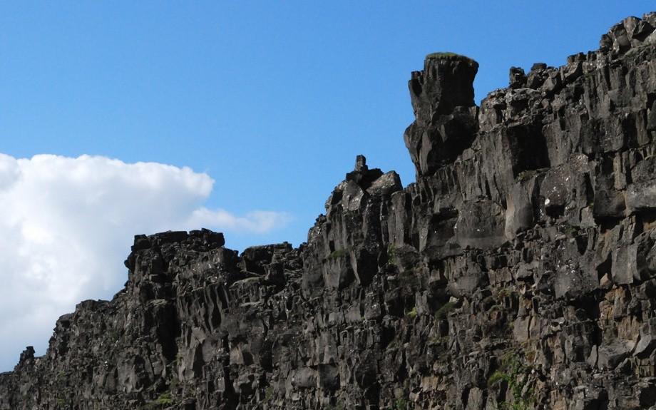 parete di Thingvellir