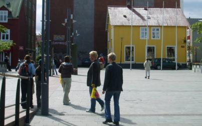 ragazzi islandesi