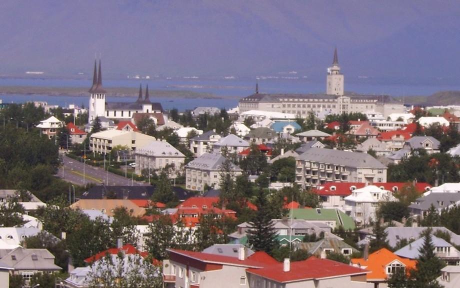 Reykjavik - F.to by Ezio T.